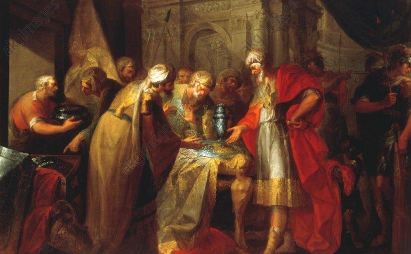 Lições da Vida do Rei Ezequias e como encontrar Jesus Cristo nessahistória